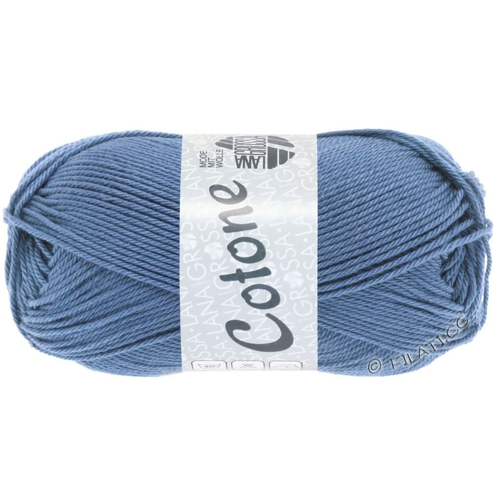 Lana Grossa COTONE | 71-Jeans