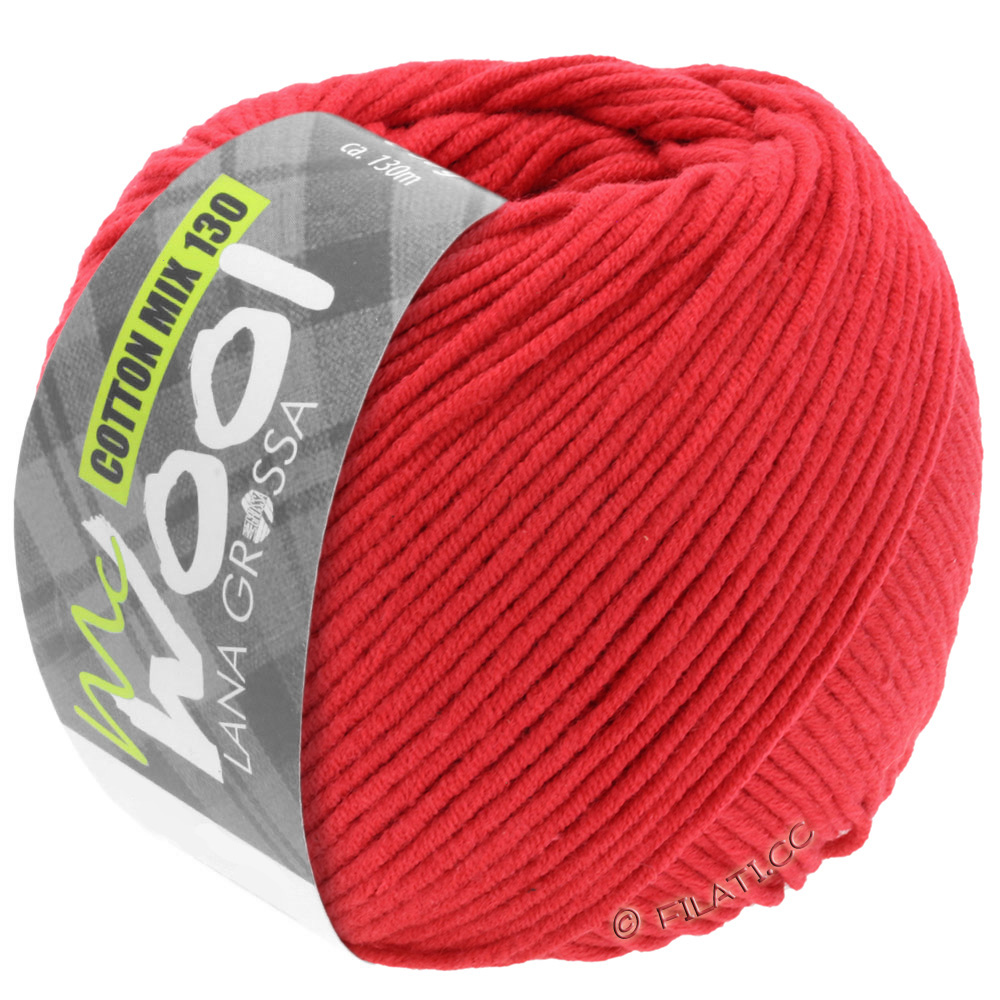 stricken Lana Grossa mc wool 50/% Baumwolle cotton mix 130 100g=6,40€ Garn