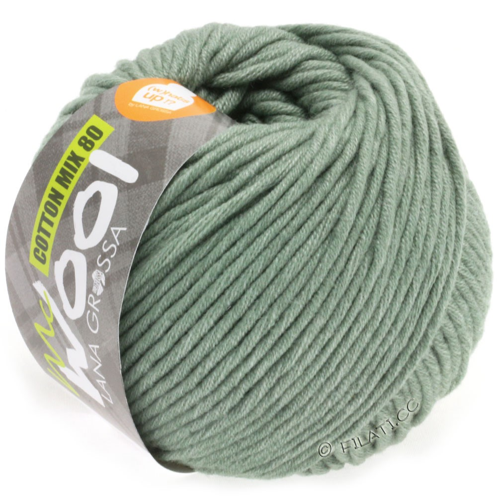 Lana Grossa COTTON MIX 80 (McWool) | 529-Khaki