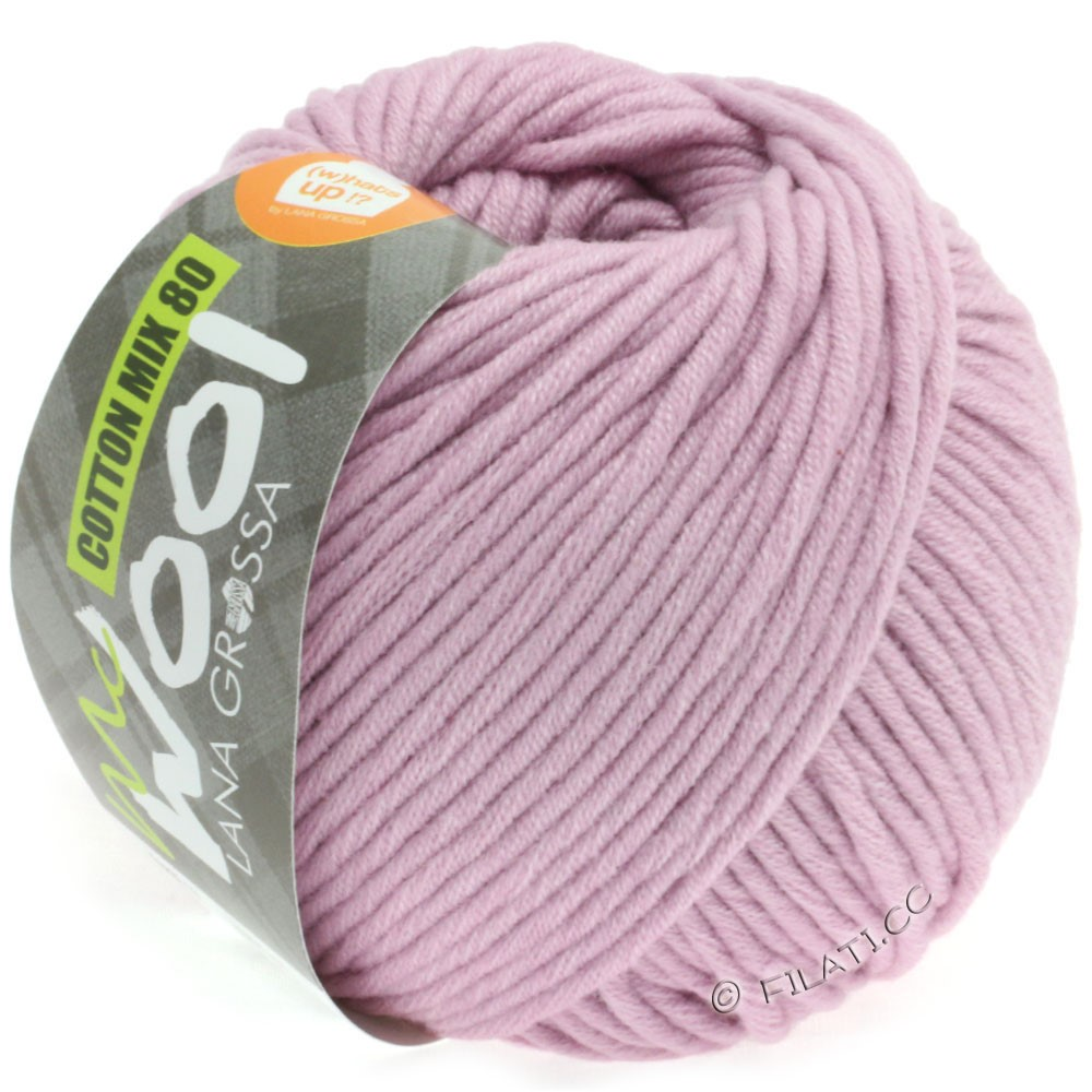 Lana Grossa COTTON MIX 80 (McWool) | 532-Altrosa