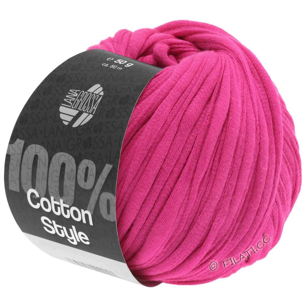 Lana Grossa COTTON STYLE   18-Pink