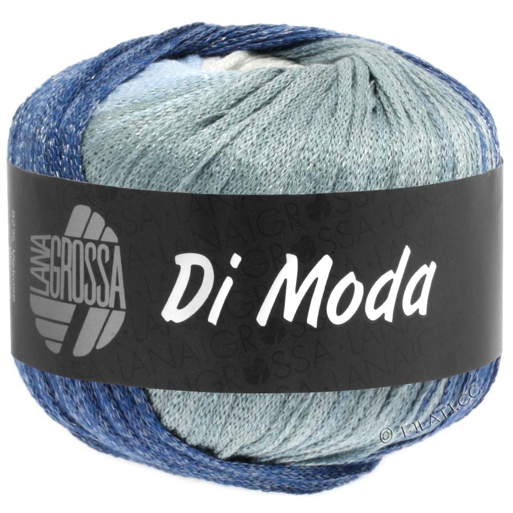 Lana Grossa DI MODA | 01-Weiß/Hellblau/Hellgrau/Jeans