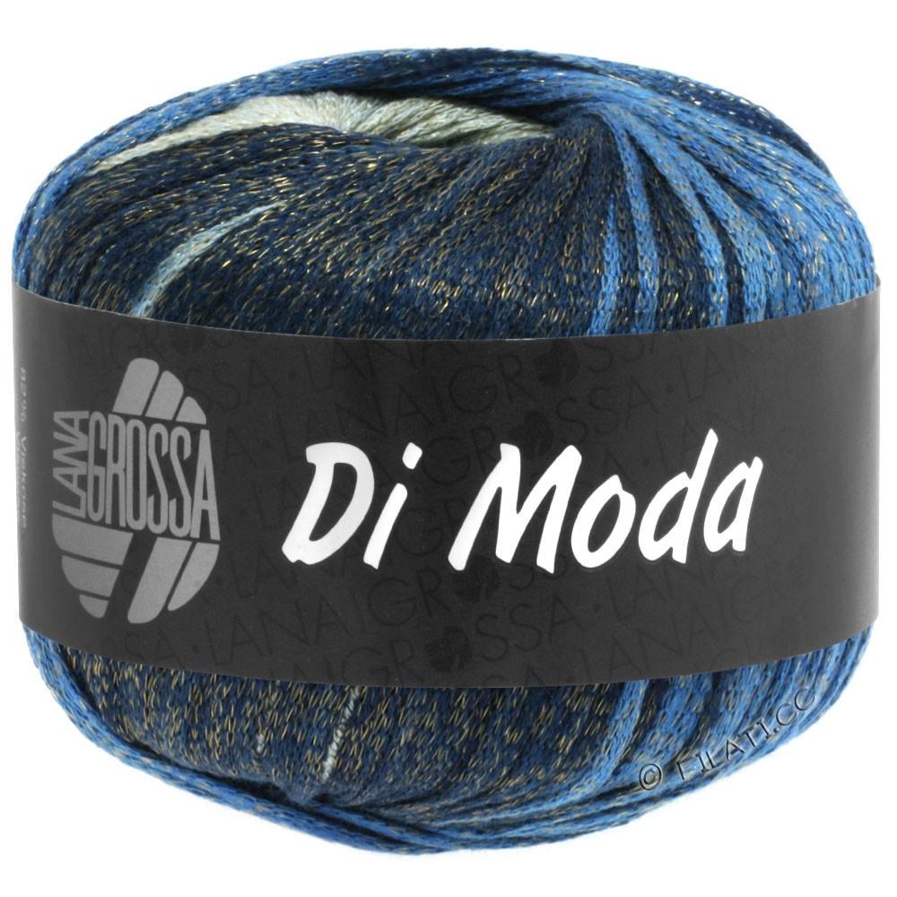 Lana Grossa DI MODA | 03-Grüngrau/Blau/Nachtblau/Graublau