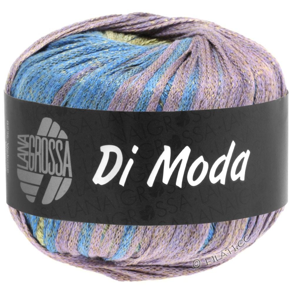 Lana Grossa DI MODA | 09-Beige/Flieder/Blau/Nachtblau