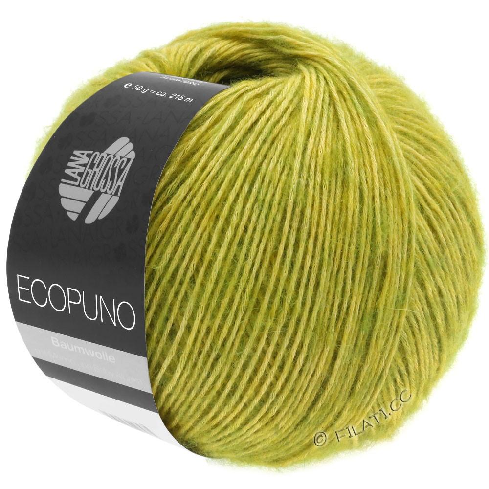 Lana Grossa ECOPUNO | 03-Gelbgrün