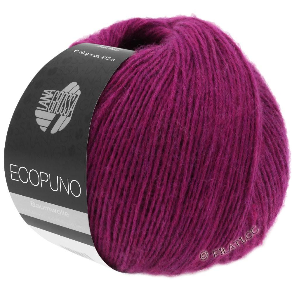 Lana Grossa ECOPUNO   22-Purpur