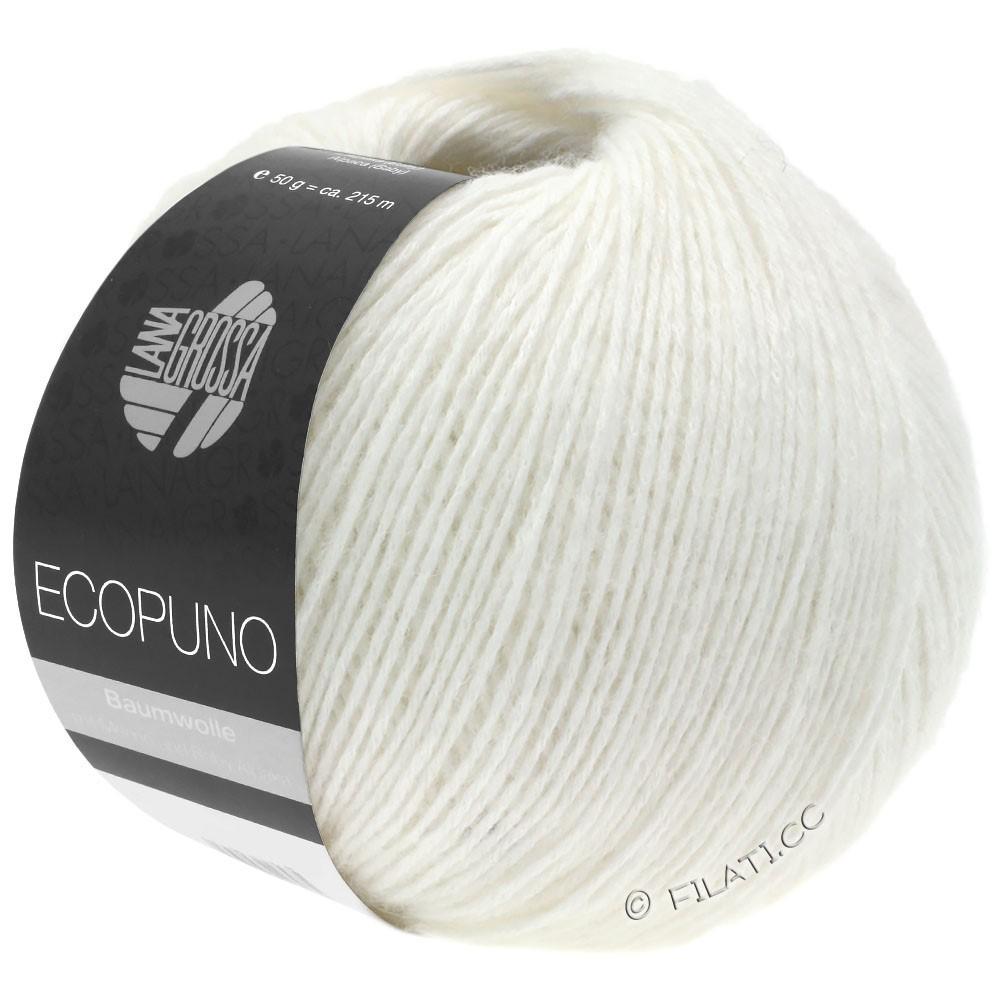 Lana Grossa ECOPUNO   26-Weiß