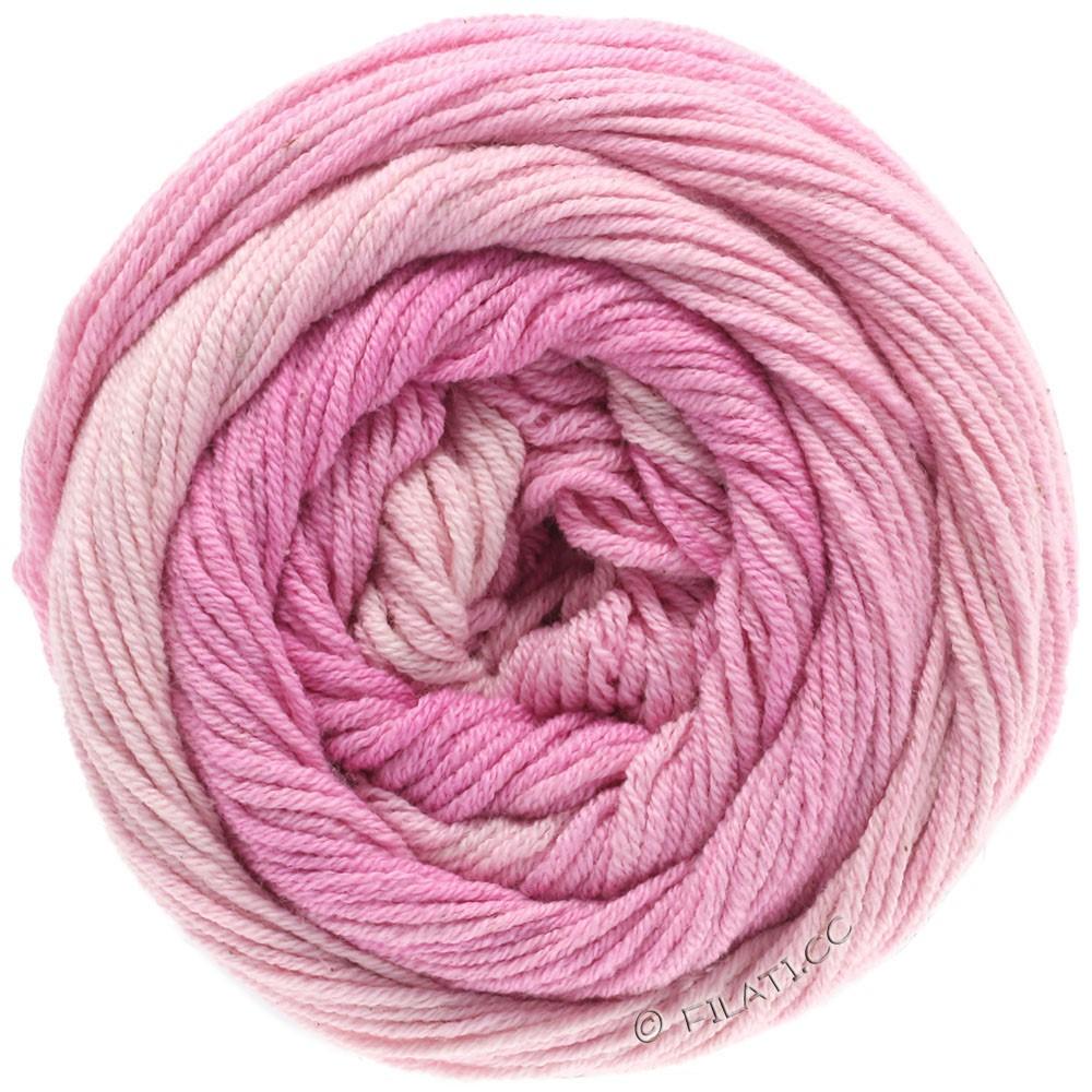 Lana Grossa ELASTICO Degradé | 701-Zartrosa/Rosa/Pink