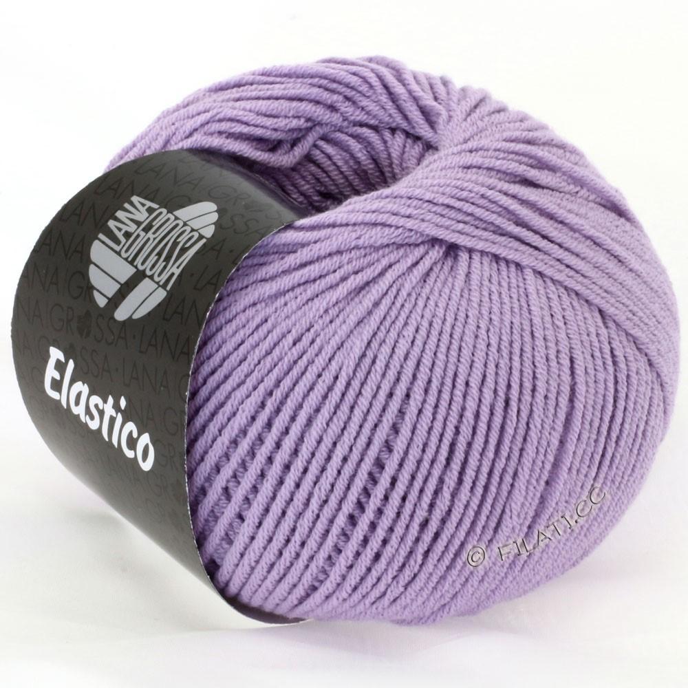 Lana Grossa ELASTICO  Uni/Print | 091-Lavendel