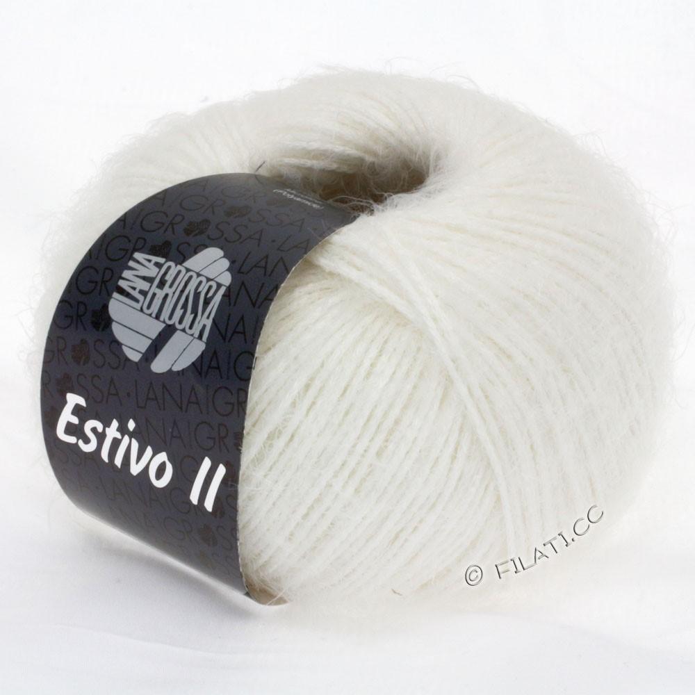 Lana Grossa ESTIVO II | 12-Rohweiß
