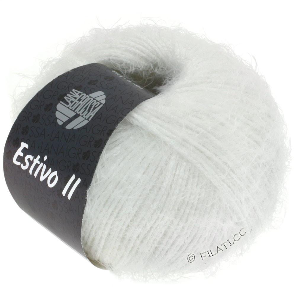 Lana Grossa ESTIVO II | 13-Weiß