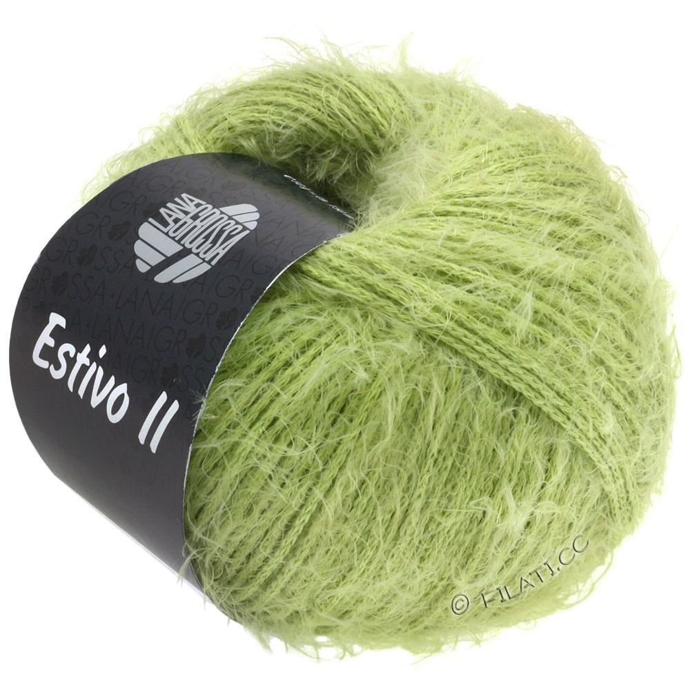 Lana Grossa ESTIVO II | 31-Gelbgrün