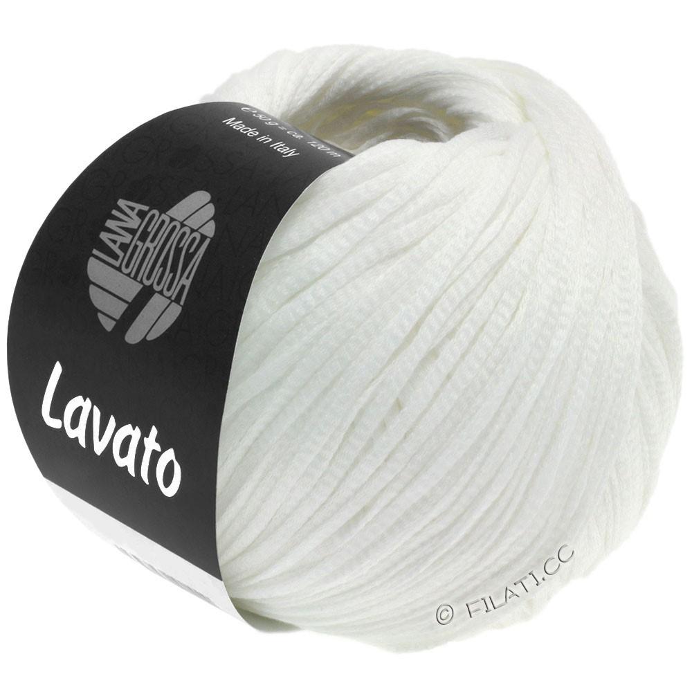 Lana Grossa LAVATO | 08-Weiß
