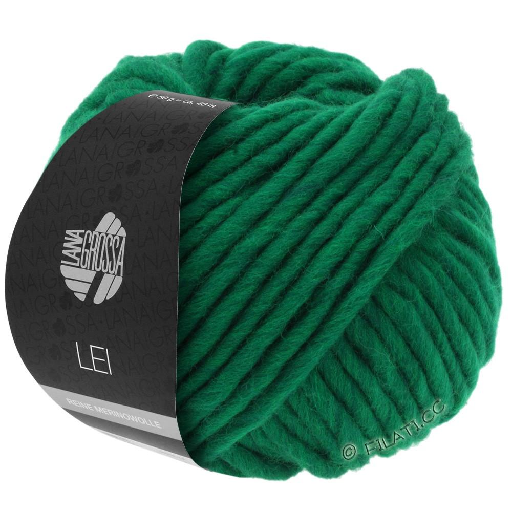 Lana Grossa LEI  Uni/Neon (Ragazza) | 042-Smaragd