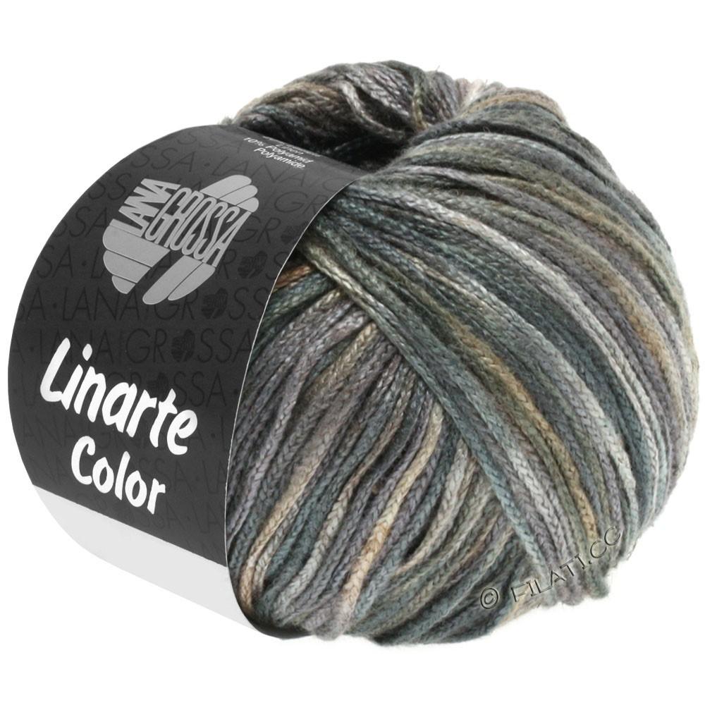 Lana Grossa LINARTE Color | 108-Beige/Perlgrau/Taupe/Anthrazit