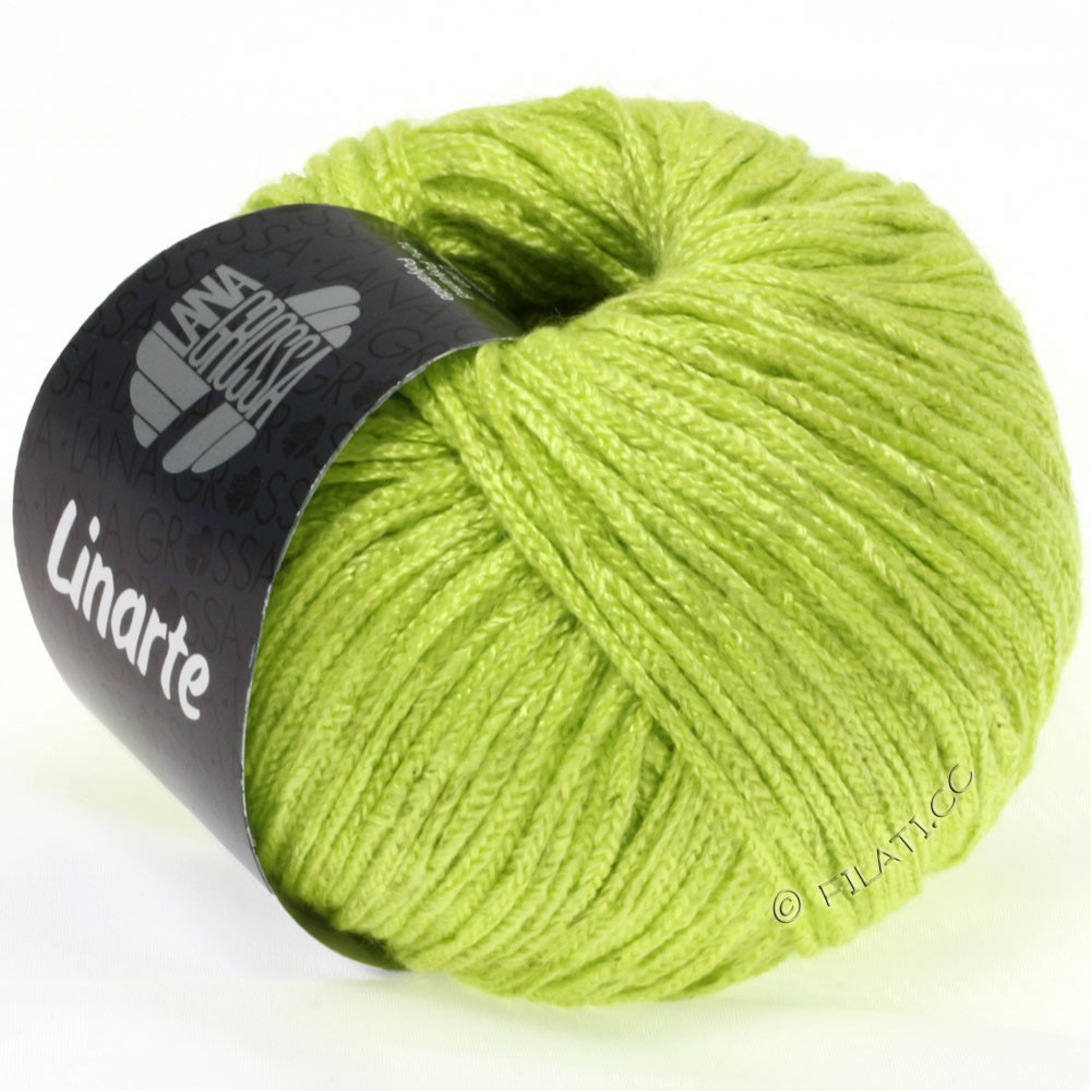 Lana Grossa LINARTE | 43-Gelbgrün