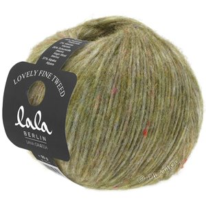 Lana Grossa LOVELY Fine Tweed (lala BERLIN) | 106-Oliv
