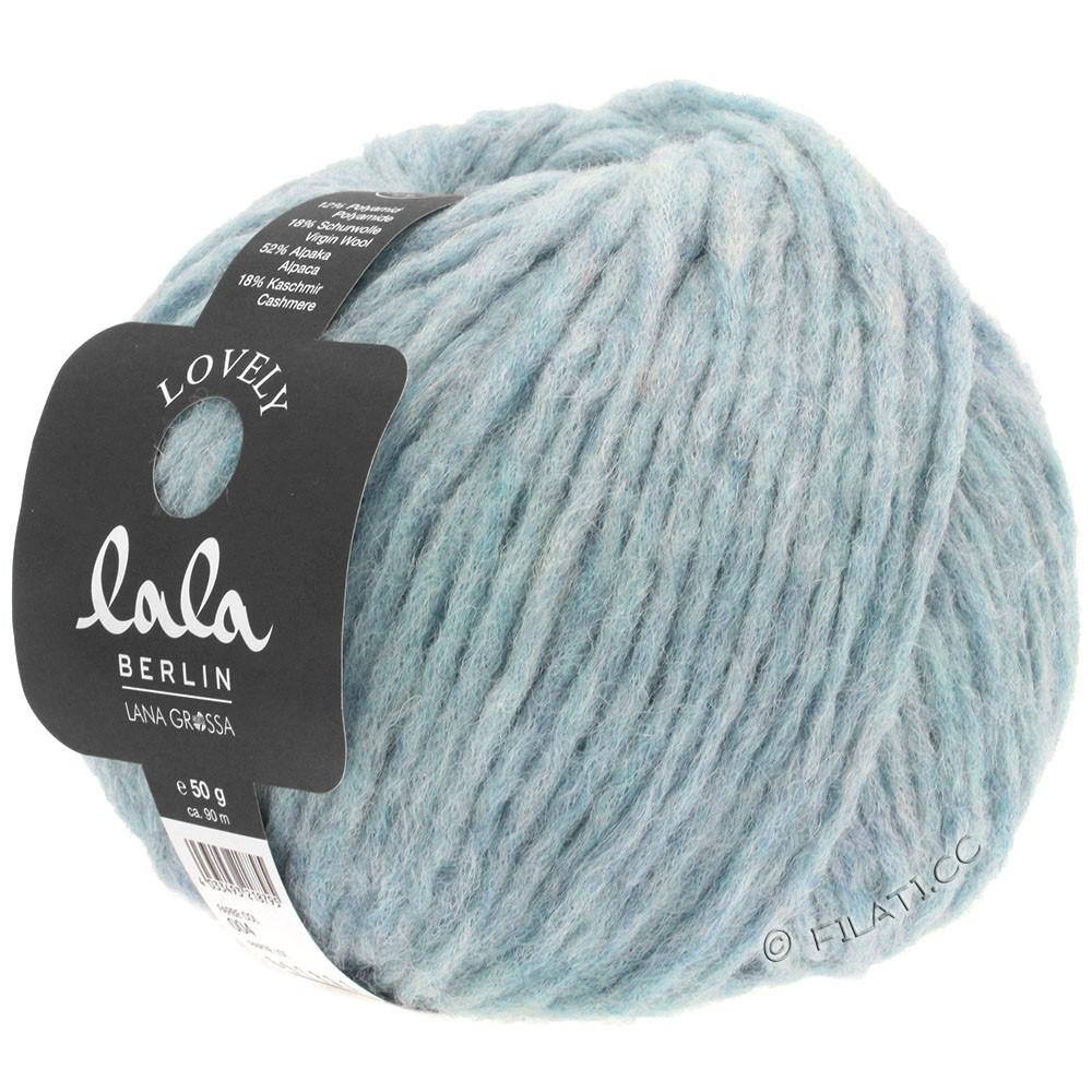Lana Grossa LOVELY (lala BERLIN) | 04-Jeans meliert