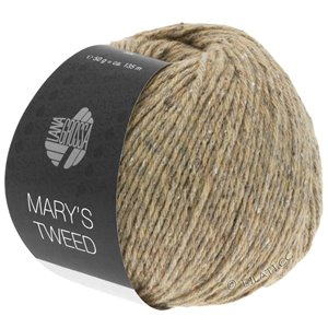 Lana Grossa MARY'S TWEED | 01-Camel meliert