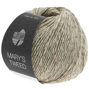 Lana Grossa MARY'S TWEED | 02-Taupe meliert