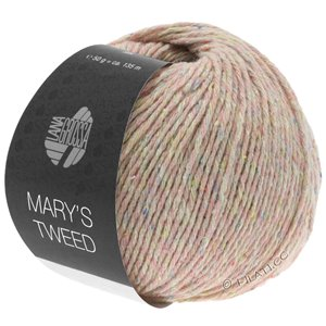 Lana Grossa MARY'S TWEED | 04-Rosa meliert
