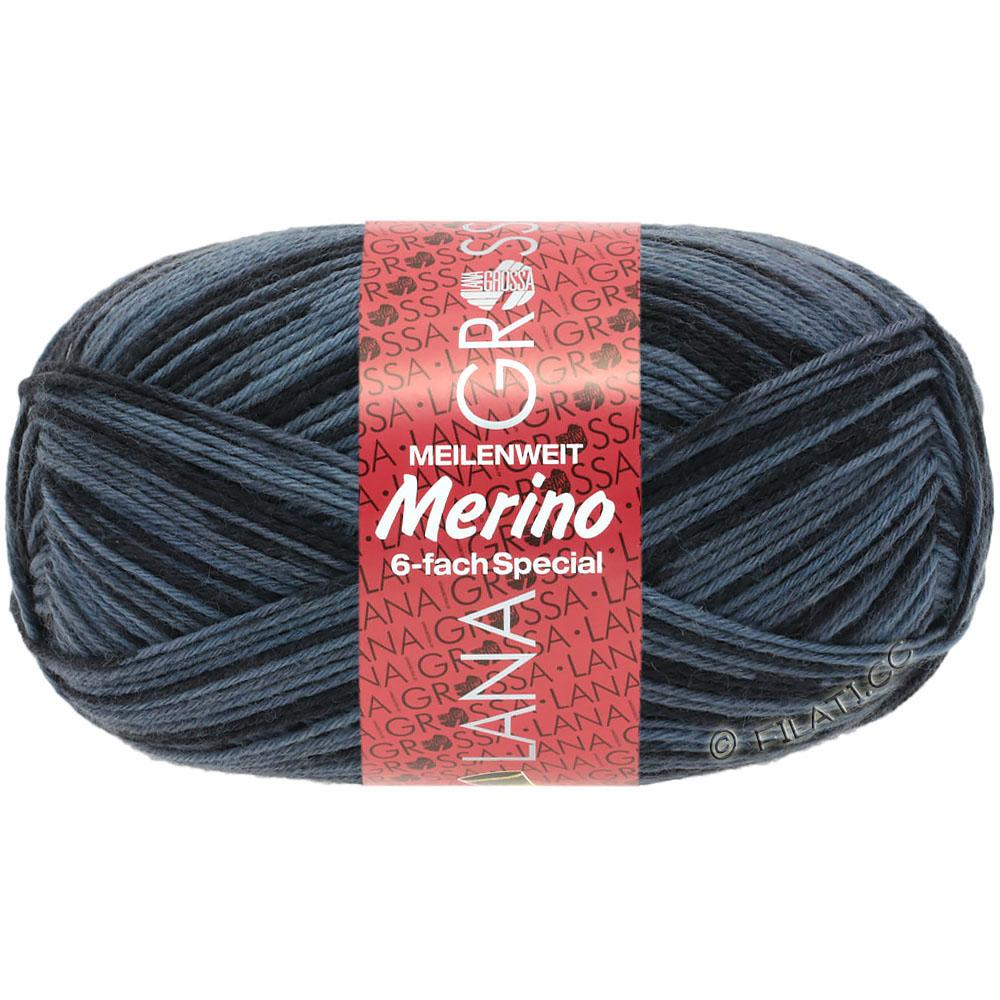 Lana Grossa Meilenweit Merino 6-fach 509 150g