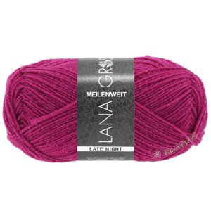 Lana Grossa MEILENWEIT 50g Late Night | 2901-Pink