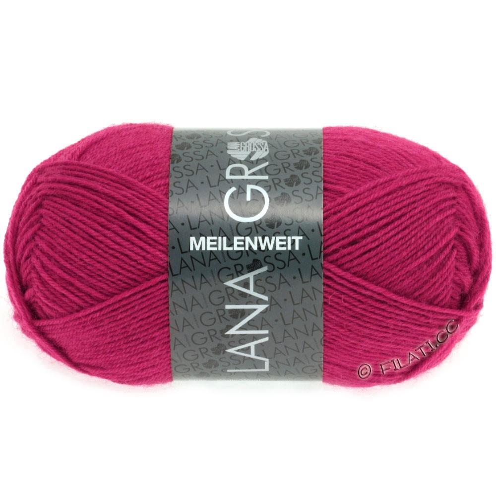 Lana Grossa MEILENWEIT 50g Uni   1313-Pink