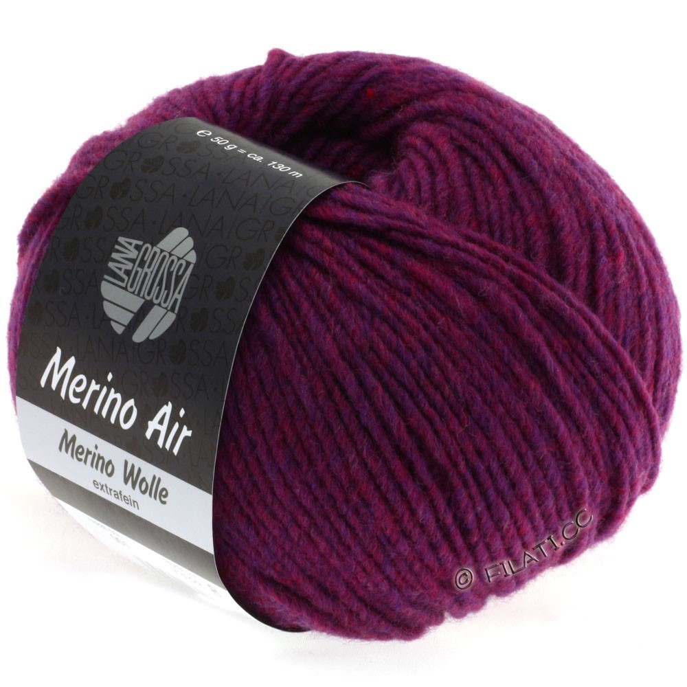 Lana Grossa MERINO AIR | 13-Violett