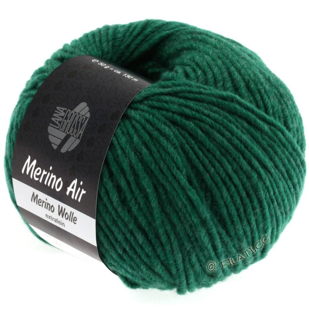Lana Grossa MERINO AIR | 14-Smaragd