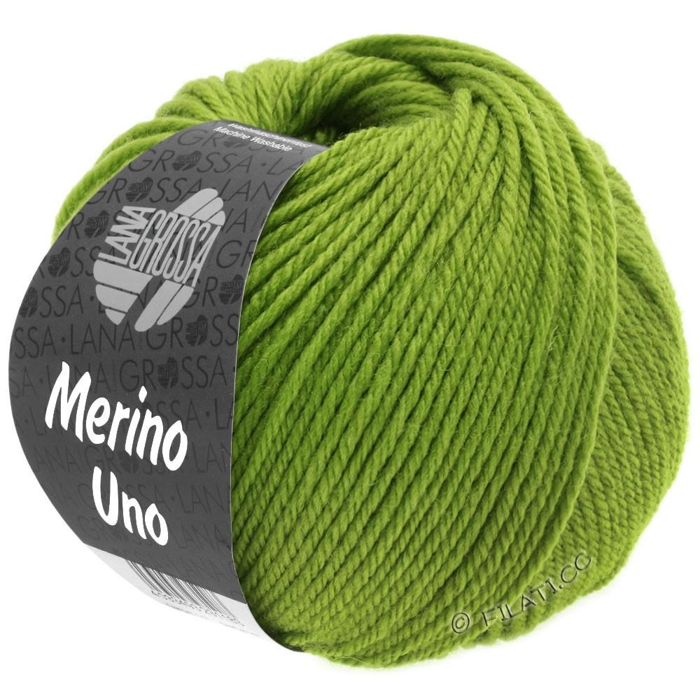 Lana Grossa MERINO UNO | 21-Apfelgrün