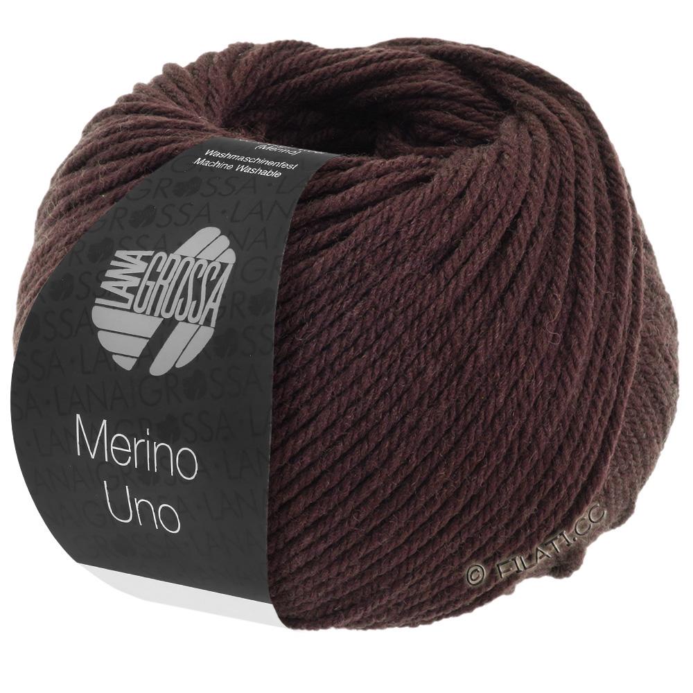 Fb Wolle Kreativ Merino Uno 4 nachtblau 50 g Lana Grossa