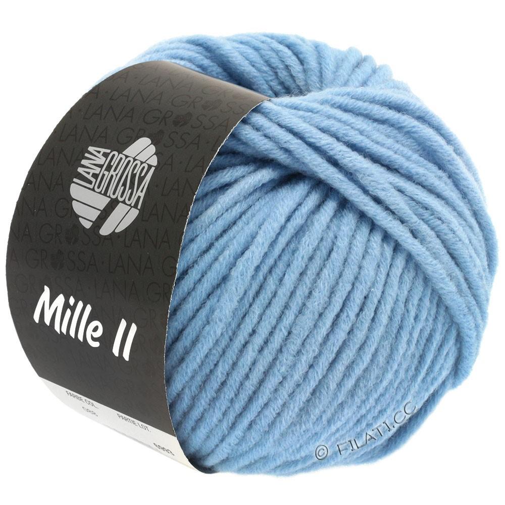 Lana Grossa MILLE II | 088-Himmelblau