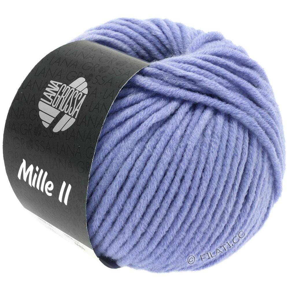 Lana Grossa MILLE II | 090-Veilchenblau