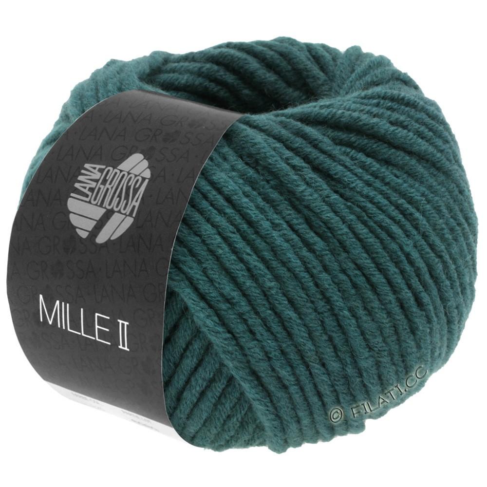 Lana Grossa MILLE II | 091-Blaugrün