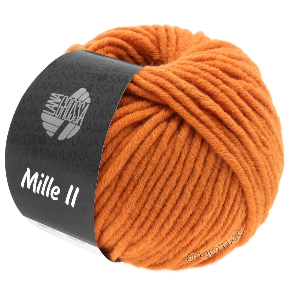 Lana Grossa MILLE II | 093-Orange