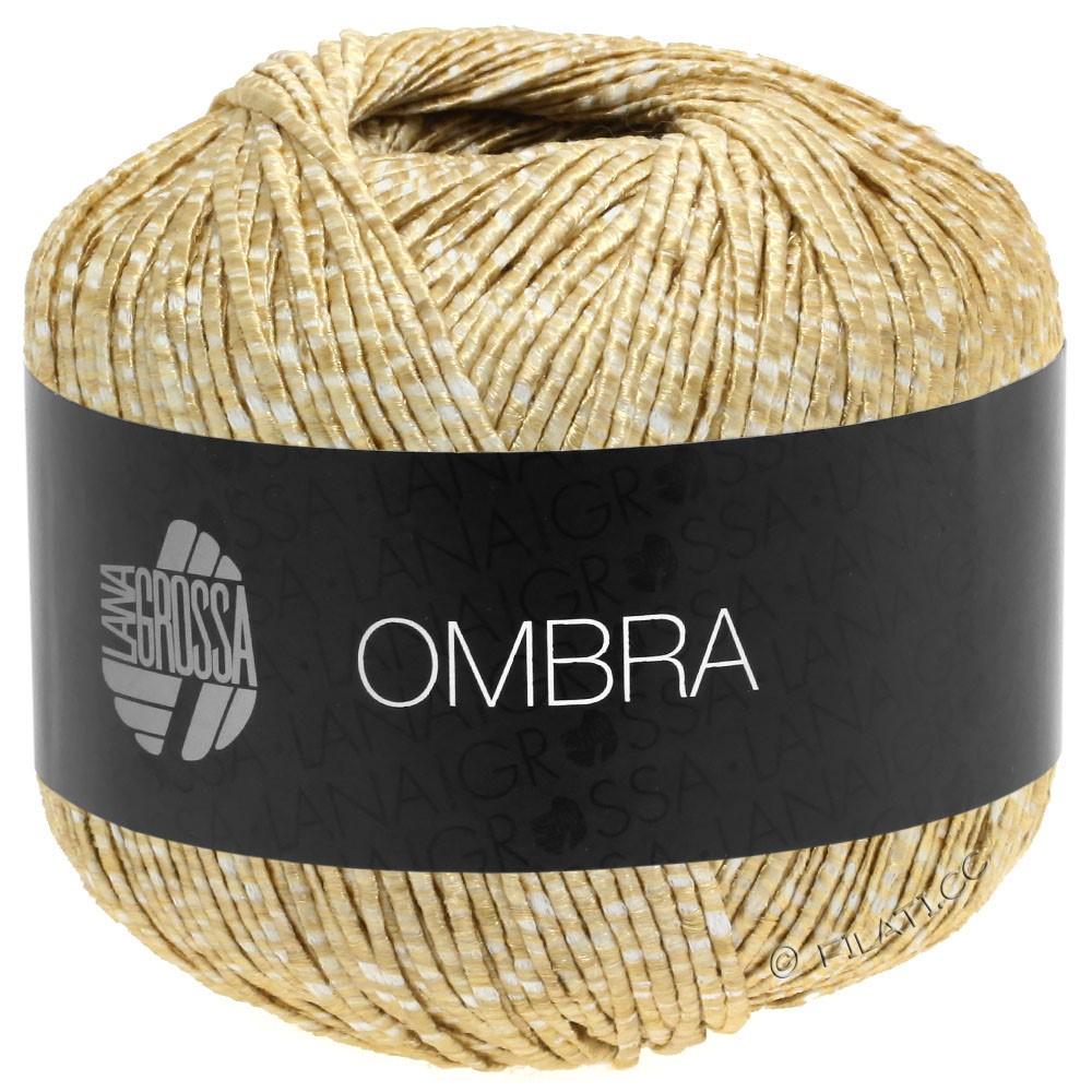 Lana Grossa OMBRA | 01-Weiß/Beige