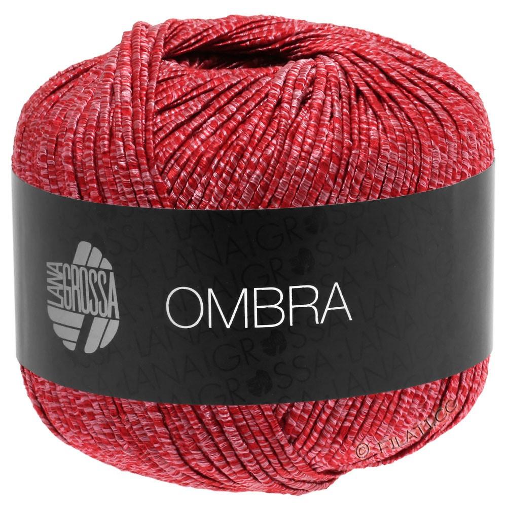 Lana Grossa OMBRA | 11-Hellrot/Rot