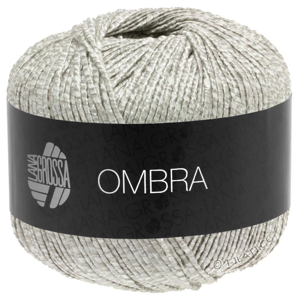 Lana Grossa OMBRA | 14-Silbergrau/Weiß