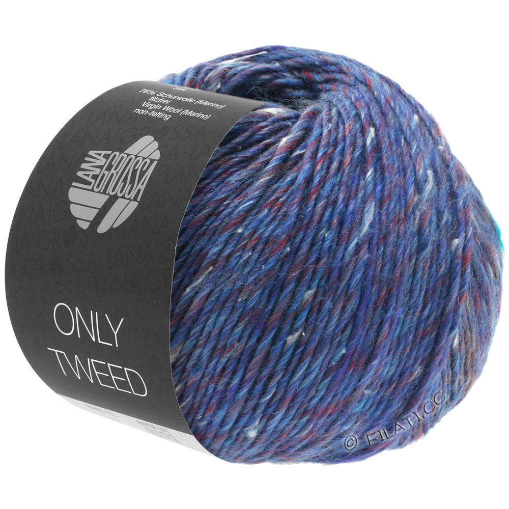 Nadelstärke 5 Lana Grossa Only Tweed 106 LL 135m 50g