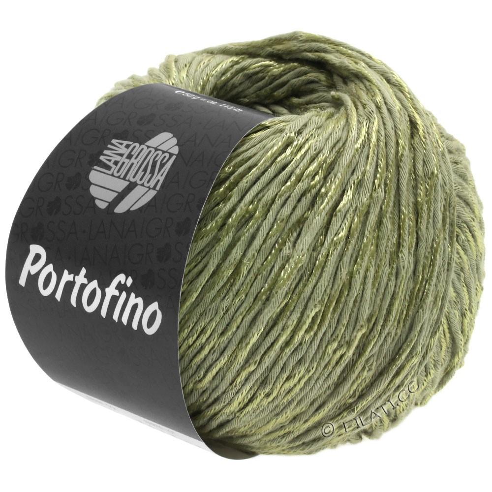 Lana Grossa PORTOFINO | 05-Graugrün