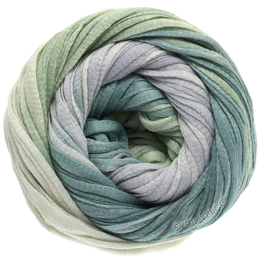 Lana Grossa PRIMAVERA | 109-Natur/Silbergrau/Graugrün/Pastellgrün