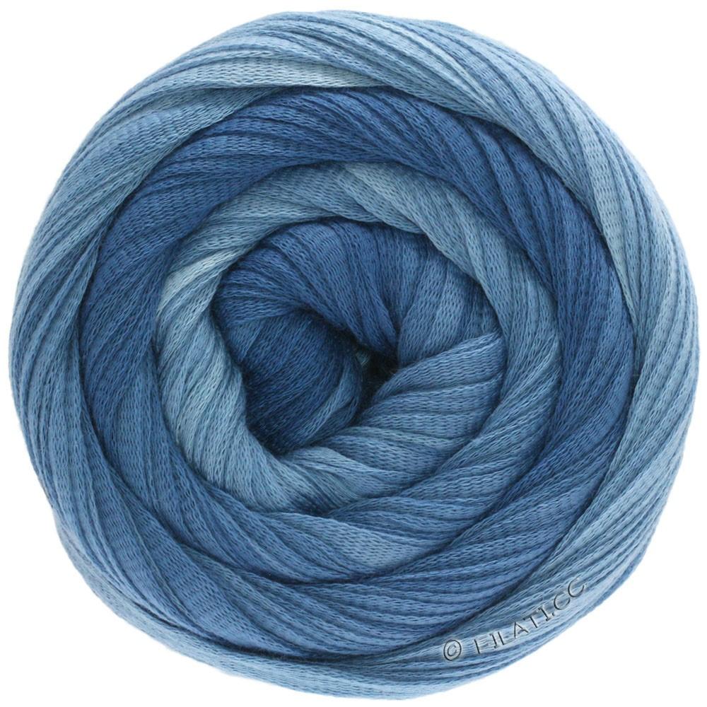 Lana Grossa PRIMAVERA | 203-Graublau/Jeans/Ultramarinblau
