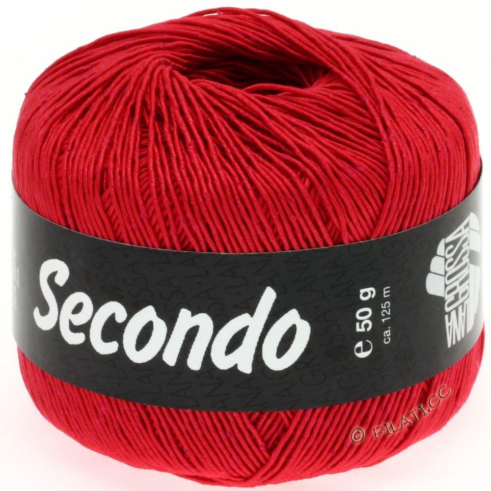 Lana Grossa SECONDO | 36-Rot