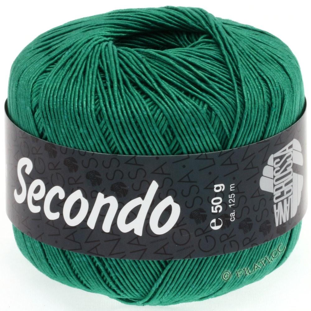 Lana Grossa SECONDO | 43-Smaragd