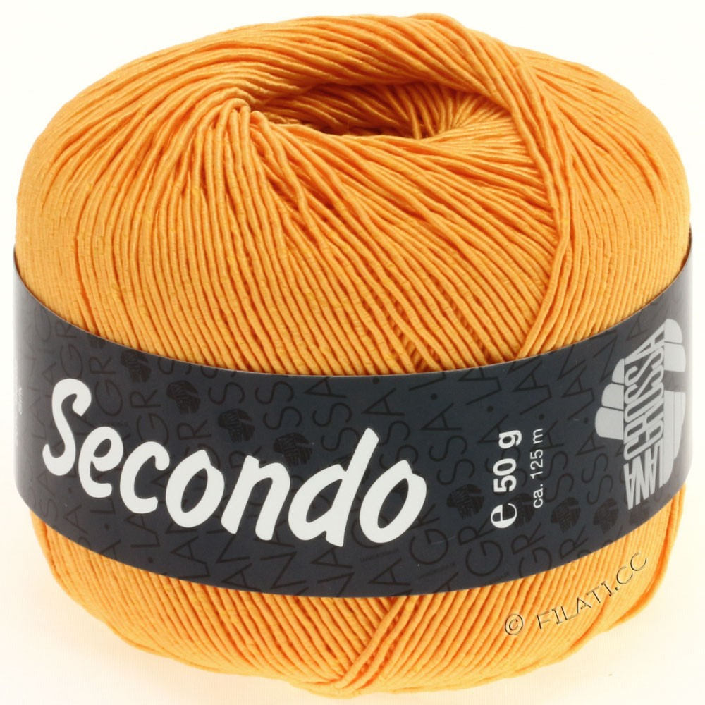 Lana Grossa SECONDO   57-Orange