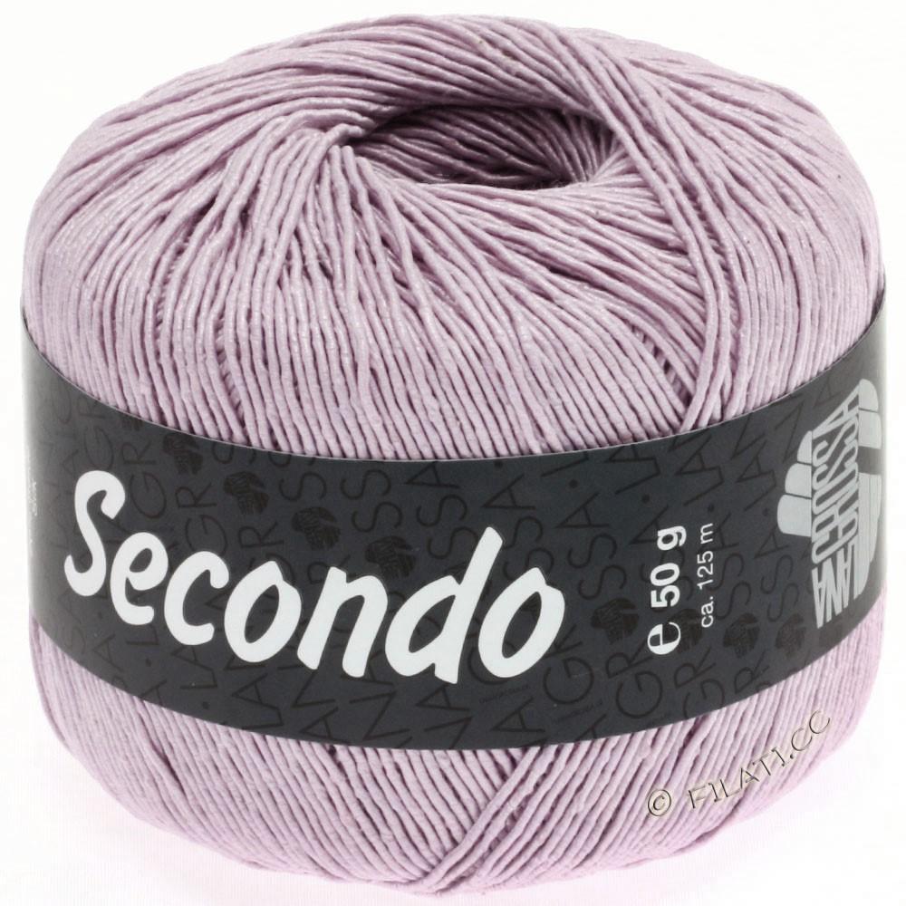 Lana Grossa SECONDO   64-Pastellviolett