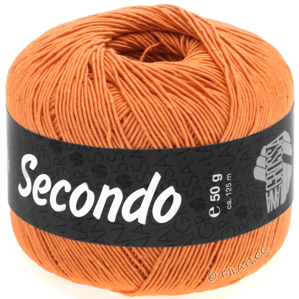 Lana Grossa SECONDO   71-Apricot