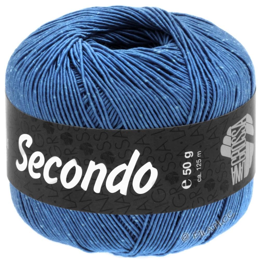 Lana Grossa SECONDO   75-Blau