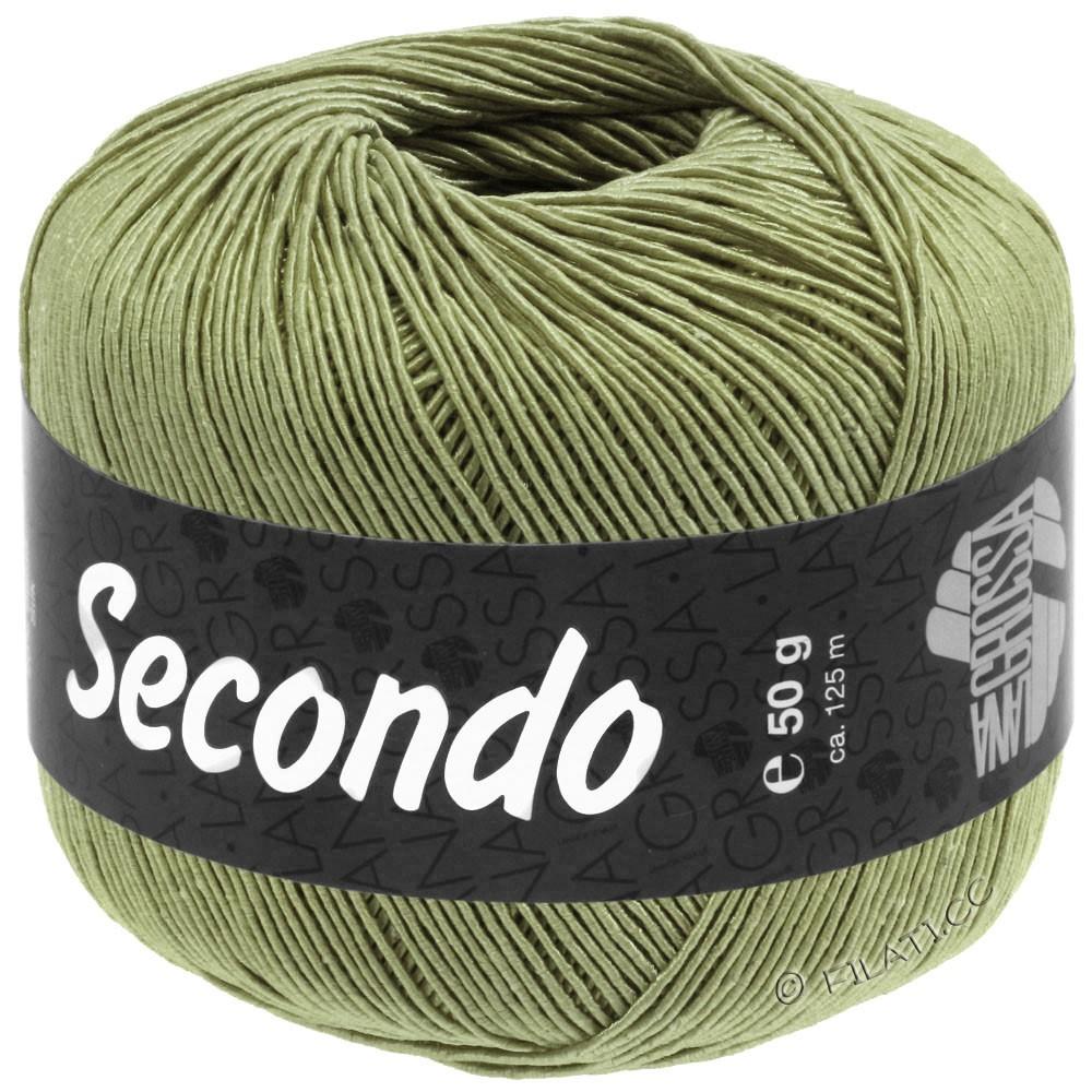 Lana Grossa SECONDO   89-Oliv